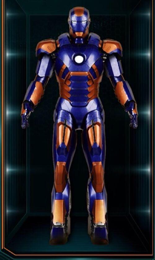Mark Viii Iron Man Wiki Mark 27 Iron Man Wiki
