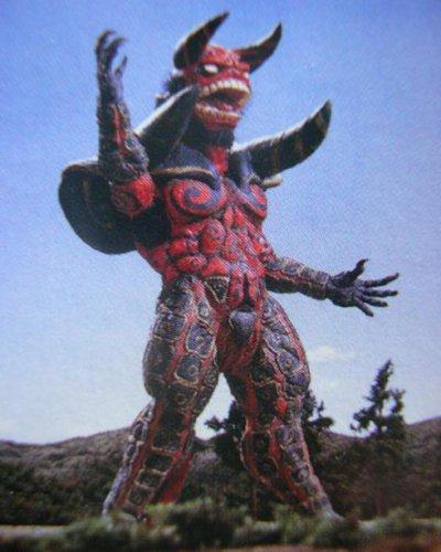 Mahagenom - Ultraman Wiki