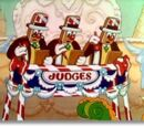 Cookie Carnival Judges