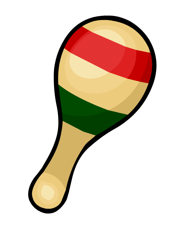 Image - Maracas.png - Club Penguin Army Wiki