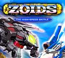 Zoids: New Century: Episode List