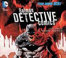 Detective Comics: Scare Tactics (Collected)