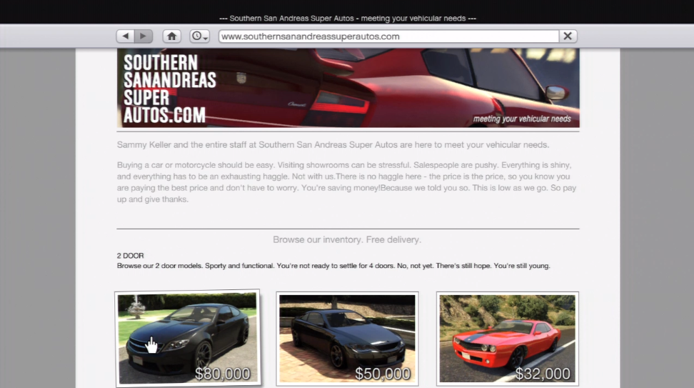 Gta Online Simeon Car Prices