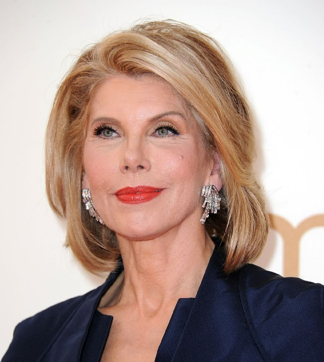 Christine Baranski earned a  million dollar salary, leaving the net worth at 14 million in 2017