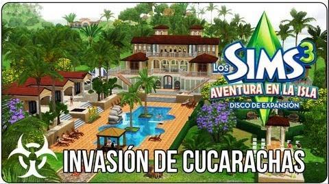 Los Sims 3 Aventura en la Isla Cómo eliminar las cucarachas de tu complejo turístico