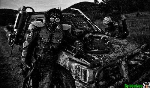 dead frontier machine guns