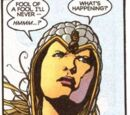 Queen Clea (New Earth)