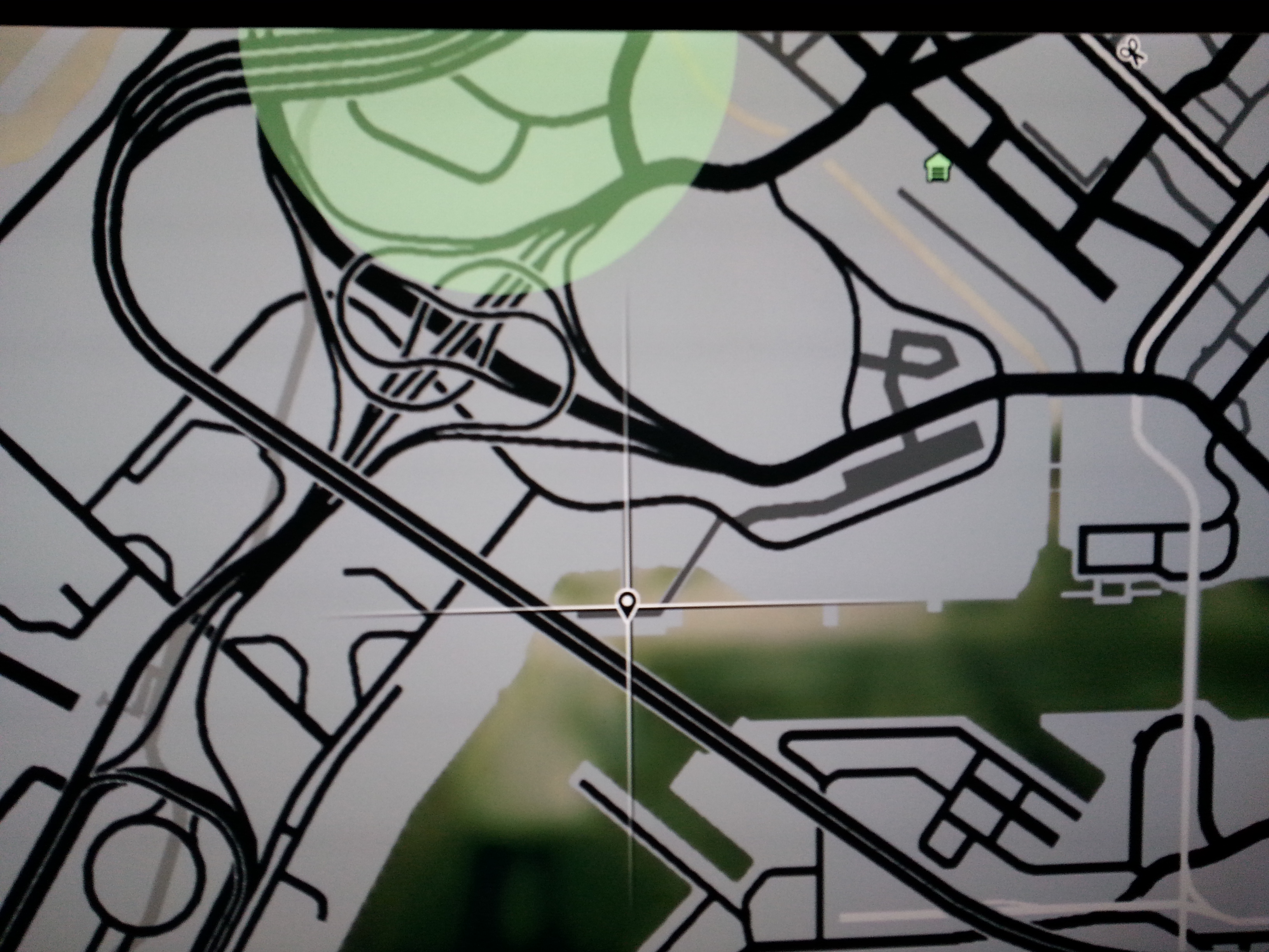 The Dock Handler location in GTA V Emperor Habanero Online Location