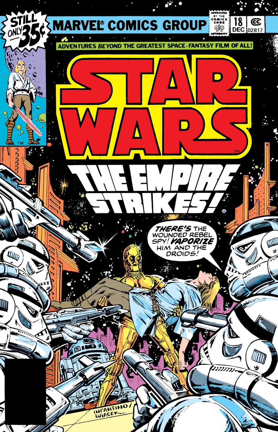 The Star System: Star Wars 18: The Empire Strikes