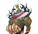 Thanatos, dieu de la mort