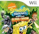 Spongebob SquarePants in: Nicktoons Globs of Doom