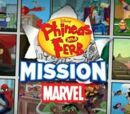 Phineas y Ferb: Misión Marvel