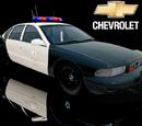 Chevrolet Impala SS policía
