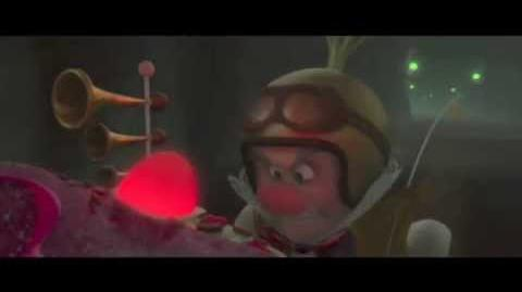 (Dirty Dub) Wreck-It Ralph King Candy Turbo