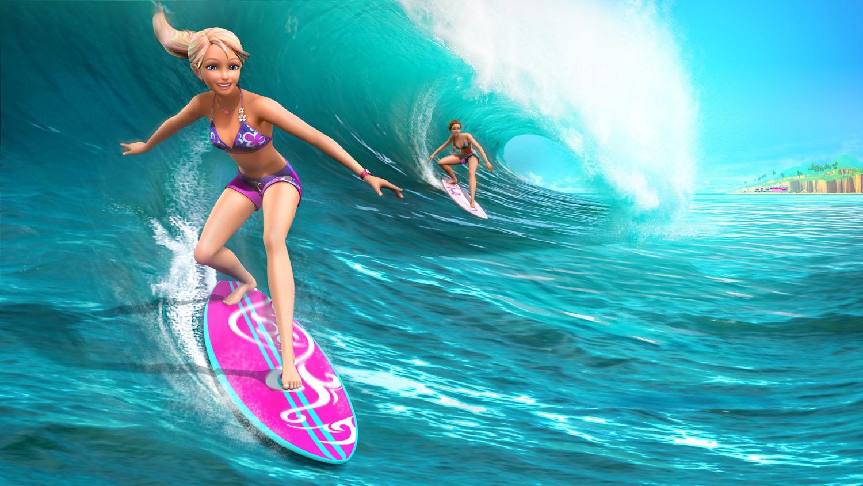 Image photo barbie le secret des sirenes 2 barbie in a mermaid tale 2 2012 barbie - Barbi et le secret des sirenes 2 ...