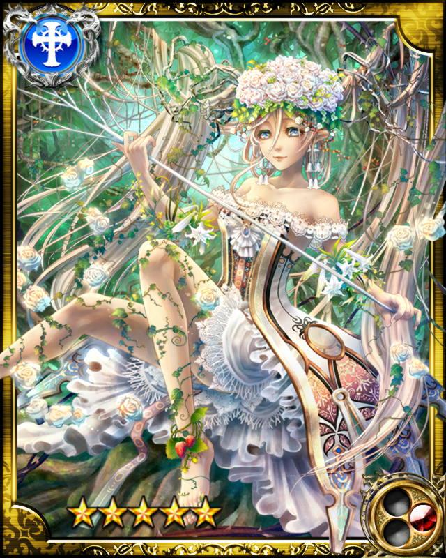 White Rose Queen Blanche Deity Wars Wiki