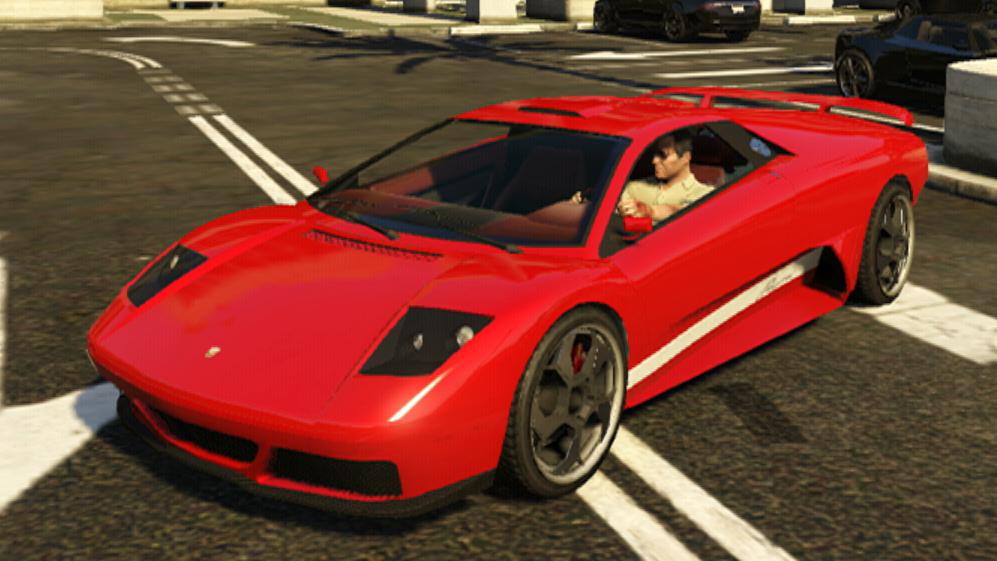 Is The Pegassi Infernus Classic A Super Car