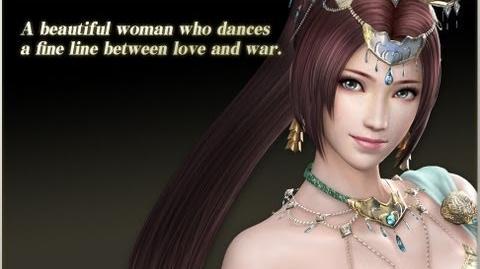 Dynasty Warriors 8 5th Weapon Guide - Diaochan