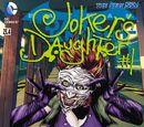 Batman: The Dark Knight Vol 2 23.4: La Hija del Guasón