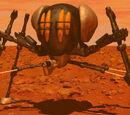 Martian Constrictors
