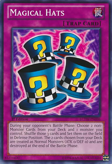 Magical Hats Yu Gi Oh Wikia