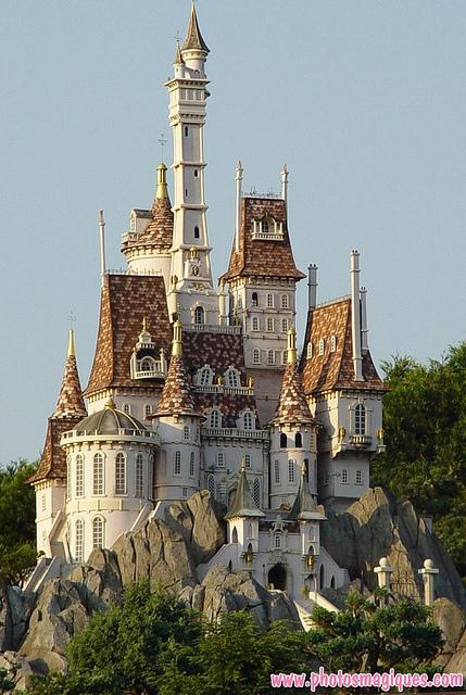Beast's_Castle_16.jpg Beauty And The Beast Castle