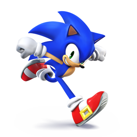 Sonic smash brothers sonic vs knuckles ultimate sonic ultimate