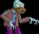 Shuffling Zombie