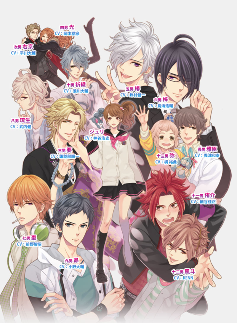 <b>Brothers Conflict</b> Wiki