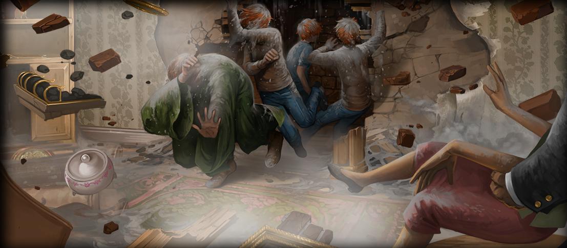 Harry potter hogwarts enchanted episode 2 - 2 4