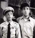 Don Knotts Jim Nabors Andy Griffith Show Haunted House behind scenes.jpg