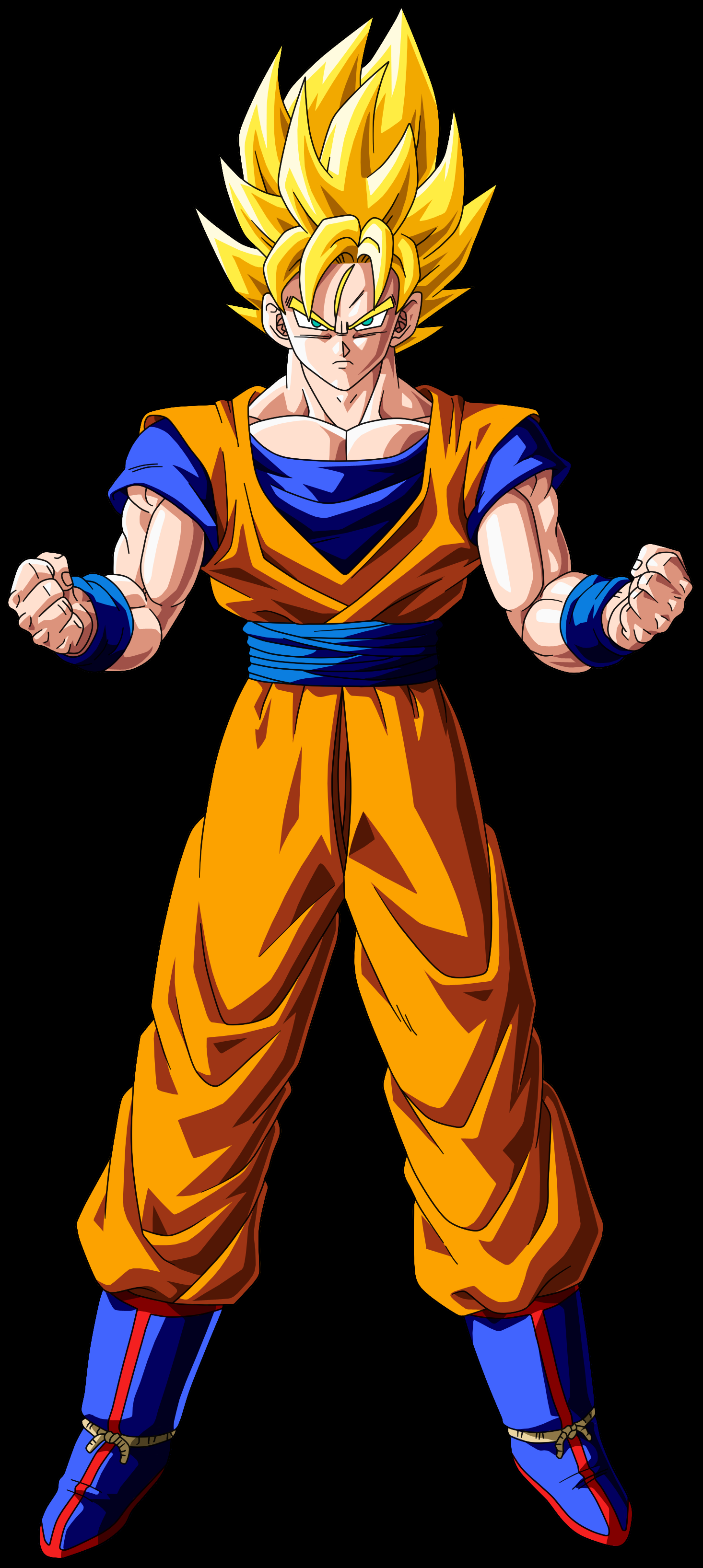 Son goku dbzbd dragon ball fanon wiki - Dragon ball z goku son ...