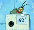 The Krusty Krab Thermostat