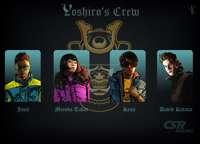 Crews Csr Racing Wiki