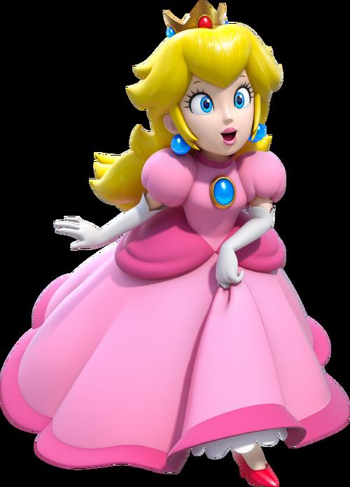 Princess Peach - Super Mario 3D World Wiki