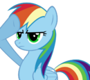 Rainbow Dash(Green Lantern)