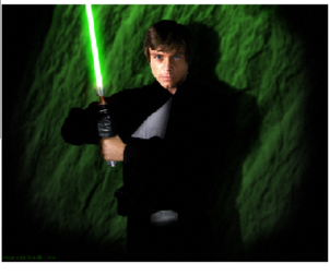 Luke skywalker jedi
