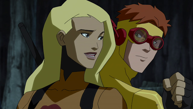 Tigress (Young Justice) - Love Interest Wiki