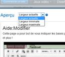 Wyz/Aperçu mode fluide de l'éditeur maintenant disponible