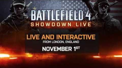 Battlefield 4: US vs Europe Showdown