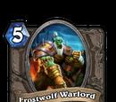 Frostwolf Warlord
