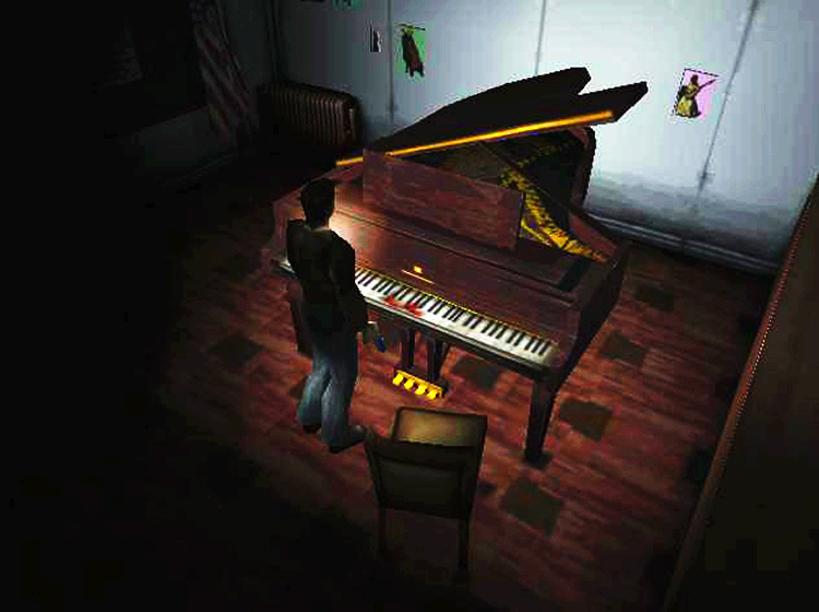 Piano Puzzle Silent Hill Wiki Your Special Place About