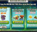 Facebook Fall Games Sale