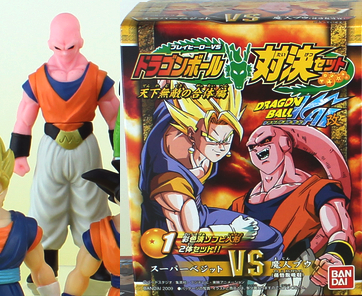 Kai Duel VS Set Super Buu figure