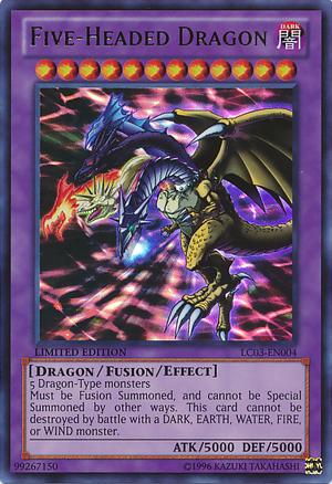 five dragons yugioh
