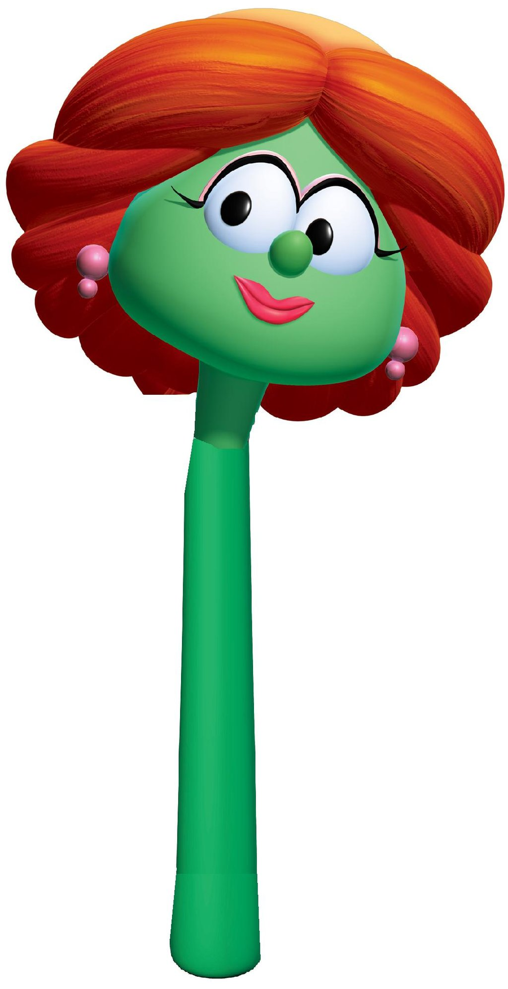 Petunia Rhubarb Cucumber Veggie Tales Cartoons