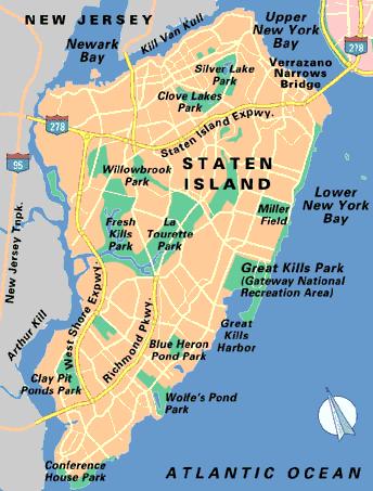 Population Of Staten Island