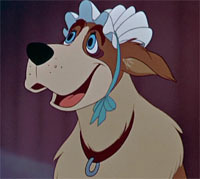 Peter Pan Dog Nana Breed