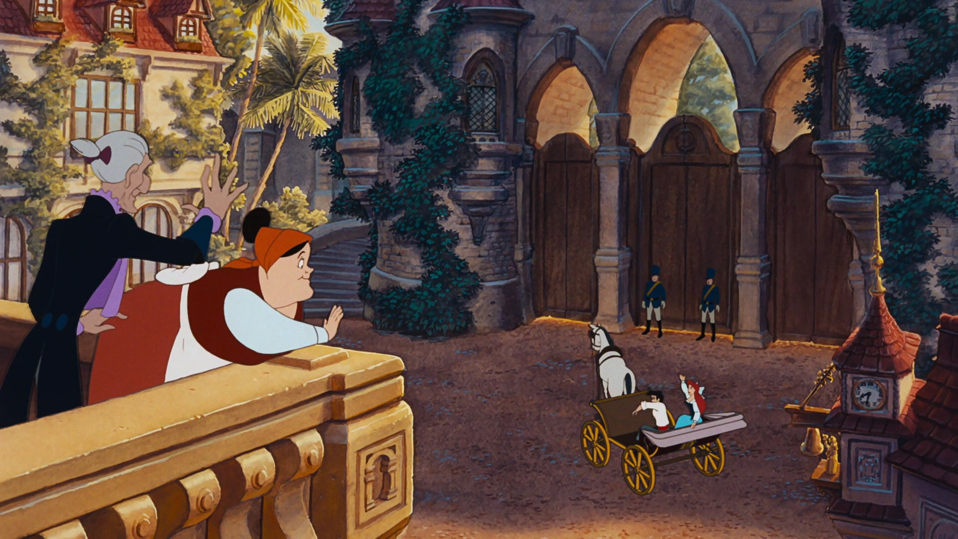 Prince Eric S Castle Disney Wiki