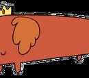 Princesa Cachorro Quente